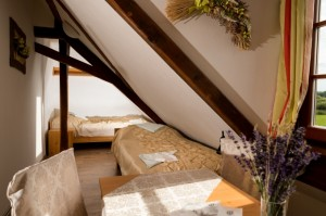 Dvoulůžkovy pokoj