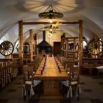 Svatba v selské restauraci