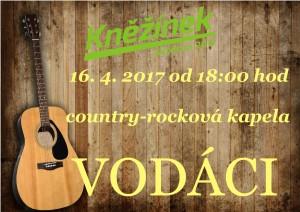 Vodáci, country – rocková kapela